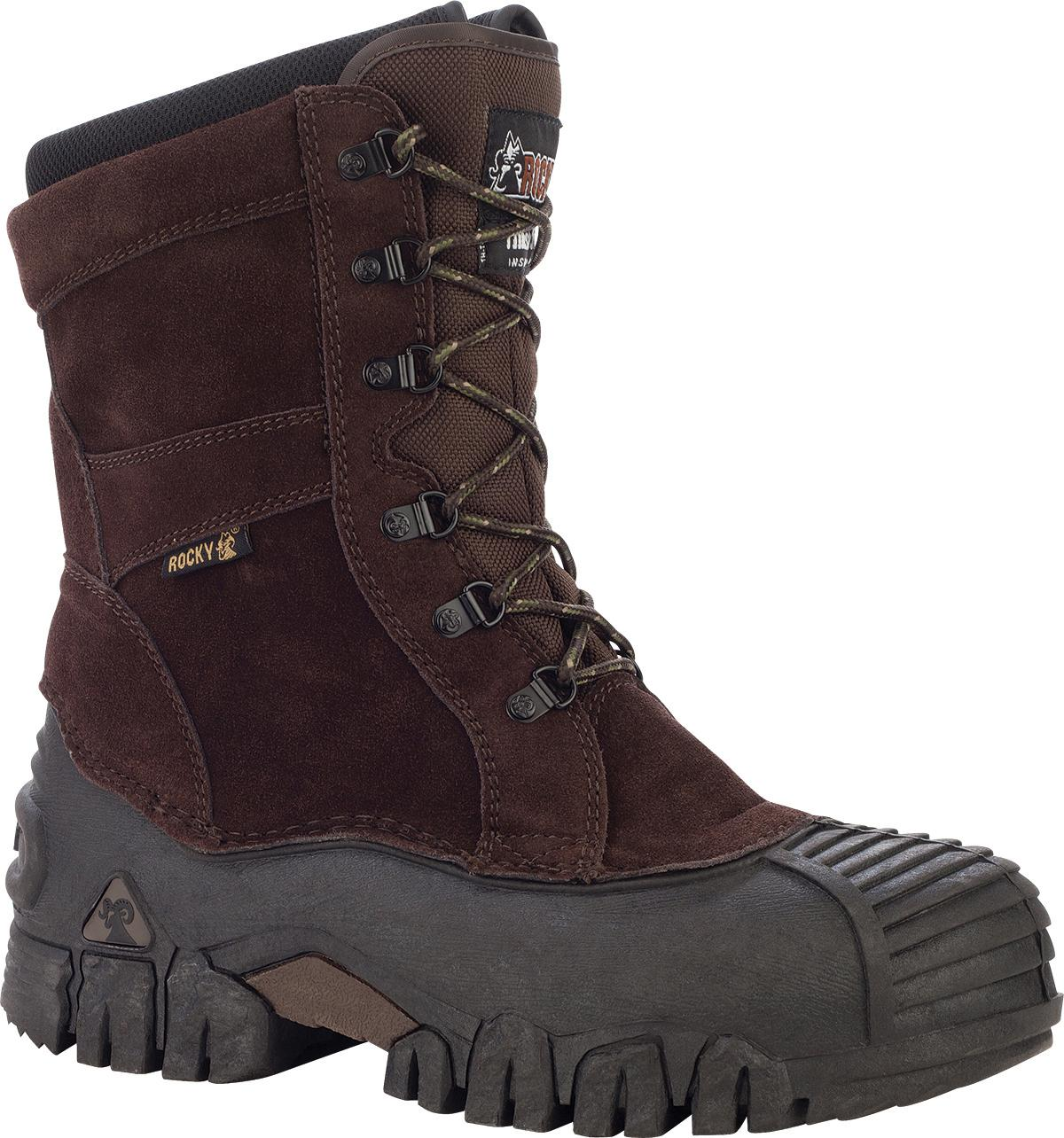 Rocky Jasper Trac Insulated Snow Boots  00004799